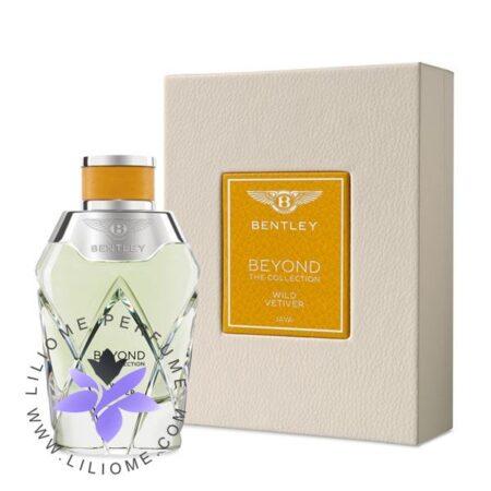 عطر ادکلن بنتلی وایلد وتیور-Bentley Wild Vetiver
