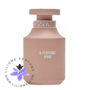 عطر ادکلن زارا ای پرفیوم این رز-Zara A Perfume In Rose