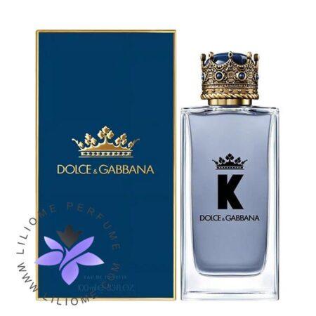 عطر ادکلن دی اند جی دلچه گابانا کی بای دولچه گابانا-Dolce Gabbana K by Dolce & Gabbana