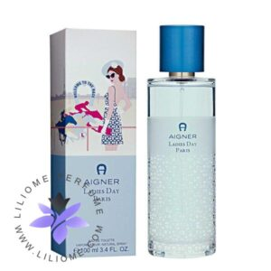 عطر ادکلن آگنر لیدیز دی پاریس-Aigner Ladies Day Paris