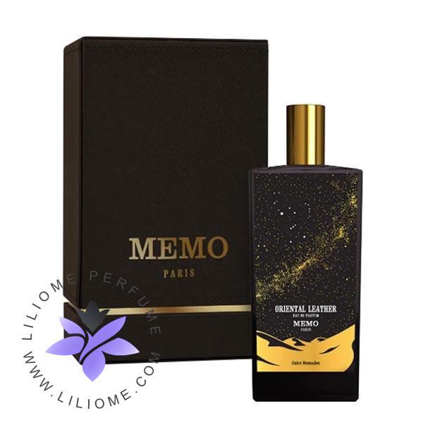 عطر ادکلن ممو اورینتال لدر-Memo Oriental Leather
