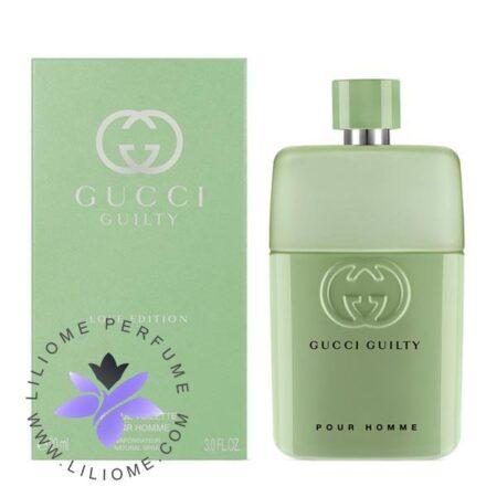 عطر ادکلن گوچی گیلتی لاو ادیشن مردانه-Gucci Guilty Love Edition Pour Homme
