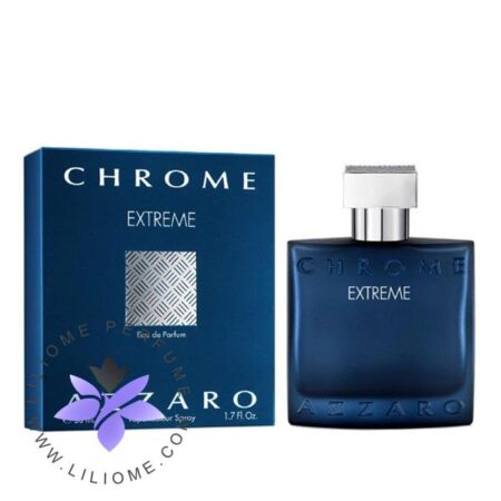 عطر ادکلن آزارو کروم اکستریم-Azzaro Chrome Extreme