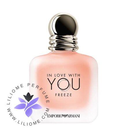 عطر ادکلن جورجیو آرمانی این لاو ویت یو فریز-Giorgio Armani In Love With You Freeze