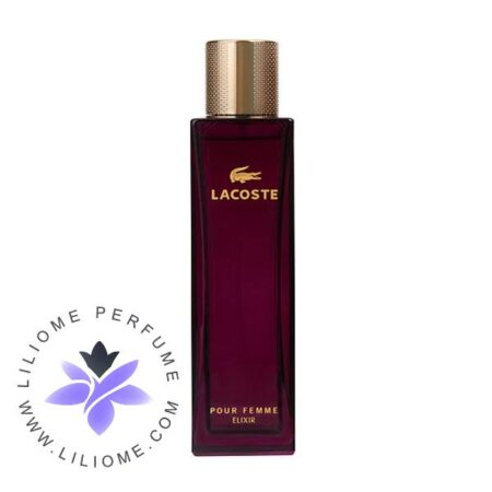 عطر ادکلن لاگوست پور فم الکسیر-Lacoste Pour Femme Elixir
