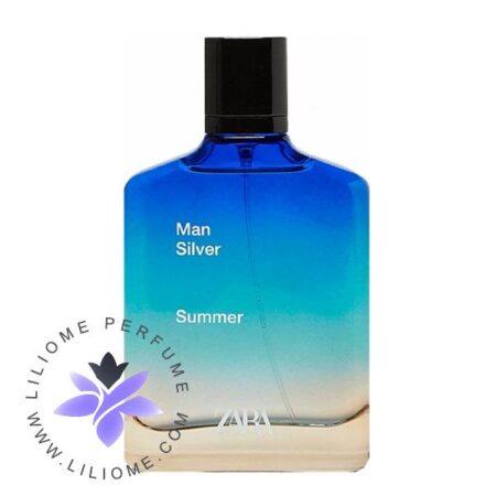 عطر ادکلن زارا من سیلور سامر 2020-Zara Man Silver Summer 2020