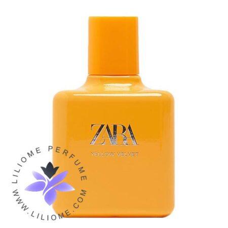 عطر ادکلن زارا یلو ولوت-Zara Yellow Velvet