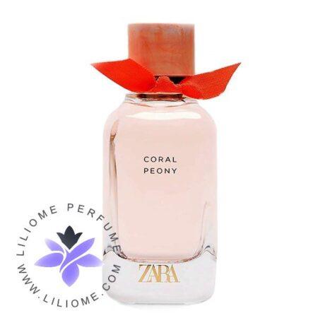 عطر ادکلن زارا کورال پئونی-Zara Coral Peony