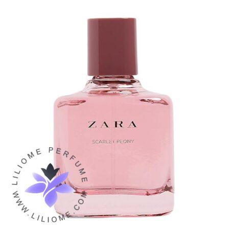 عطر ادکلن زارا اسکارلت پئونی-Zara Scarlet Peony