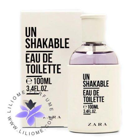 عطر ادکلن زارا آنشکبل-2018 Zara Unshakable