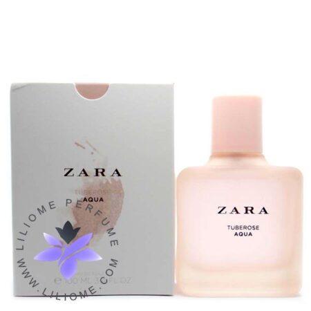 عطر ادکلن زارا توبرز آکوا-Zara Tuberose Aqua