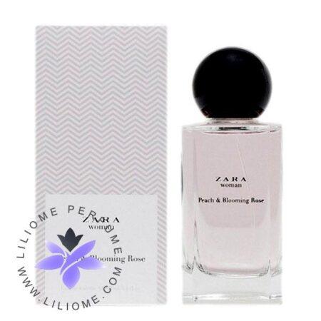 عطر ادکلن زارا وومن پیچ اند بلومینگ رز-Zara Woman Peach & Blooming Rose