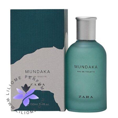 عطر ادکلن زارا مونداکا-Zara Mundaka