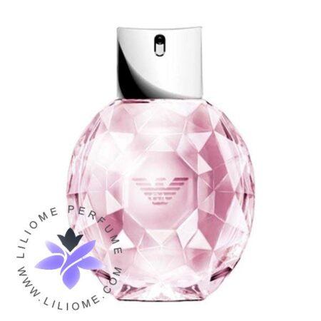عطر ادکلن جورجیو آرمانی امپریو آرمانی دیاموند رز   Giorgio Armani Emporio Armani Diamonds Rose