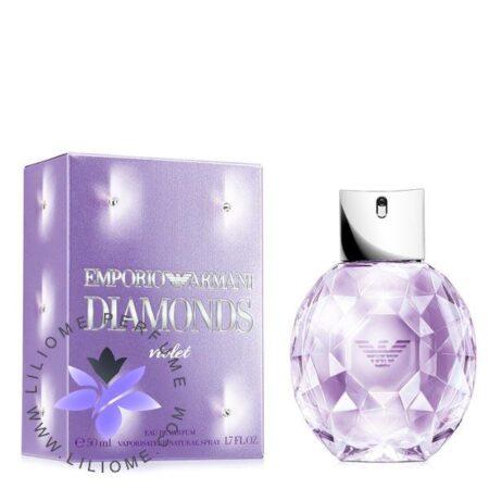 عطر ادکلن جورجیو آرمانی امپریو آرمانی دیاموند ویولت | Giorgio Armani Emporio Armani Diamonds Violet
