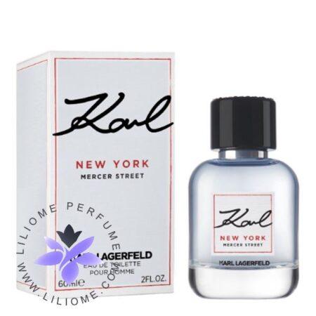 عطر ادکلن کارل لاگرفلد کارل نیویورک مرسر استریت | Karl Lagerfeld Karl New York Mercer Street