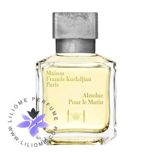 عطر ادکلن فرانسیس کرکجان ابسولو پور له متین   Maison Francis Kurkdjian Absolue Pour le Matin