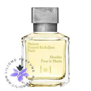 عطر ادکلن فرانسیس کرکجان ابسولو پور له متین | Maison Francis Kurkdjian Absolue Pour le Matin