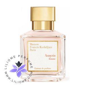 عطر ادکلن فرانسیس کرکجان آمیریس فم اکستریت د پرفیوم | Maison Francis Kurkdjian Amyris Femme Extrait de Parfum