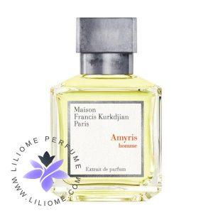 عطر ادکلن فرانسیس کرکجان آمیریس هوم اکستریت د پرفیوم | Maison Francis Kurkdjian Amyris Homme Extrait de Parfum