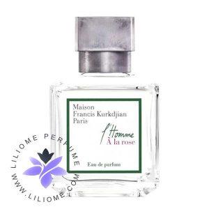 عطر ادکلن فرانسیس کرکجان لهوم الا رز | Maison Francis Kurkdjian L'Homme À la Rose