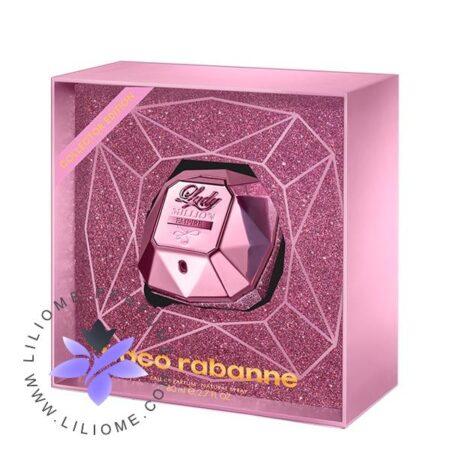 عطر ادکلن پاکو رابان لیدی میلیون امپایر کالکتور ادیشن | Paco Rabanne Lady Million Empire Collector Edition