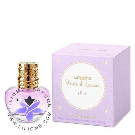 عطر ادکلن امانوئل آنگارو فروت د آمور لیلاک   Emanuel ungaro Fruit d'Amour Lilac