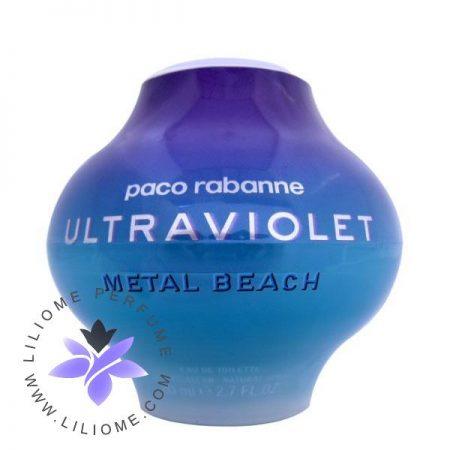 عطر ادکلن پاکو رابان اولترا ویولت متال بیچ   Paco Rabanne Ultraviolet Metal Beach