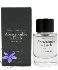 عطر ادکلن ابرکرومبی اند فیچ کولوژن 41 | Abercrombie & Fitch Cologne 41