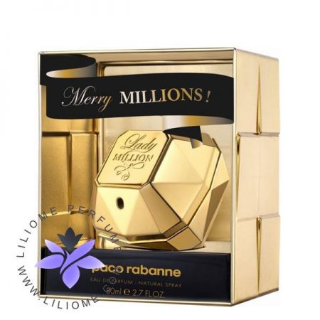 عطر ادکلن پاکو رابان لیدی میلیون مری میلیونز | Paco Rabanne Lady Million Merry Millions