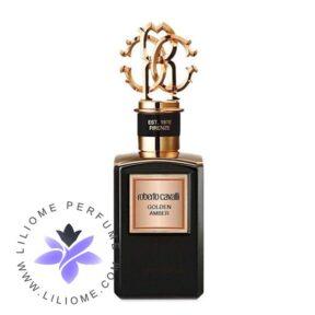 عطر ادکلن روبرتو کاوالی گلدن امبر   Roberto Cavalli Golden Amber