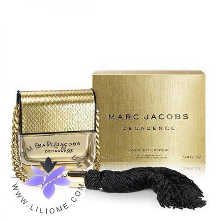 عطر ادکلن مارک جاکوبز دکدنس وان اِیت ادیشن   Marc Jacobs Decadence One Eight K Edition