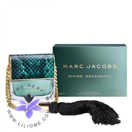 عطر ادکلن مارک جاکوبز دیوین دکدنس   Marc Jacobs Divine Decadence
