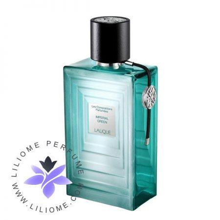 عطر ادکلن لالیک امپریال گرین سبز   Lalique Imperial Green
