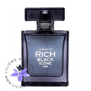 عطر ادکلن جوهان بی - ژوهان بی ریچ بلک آیکون | Johan B rich black icone