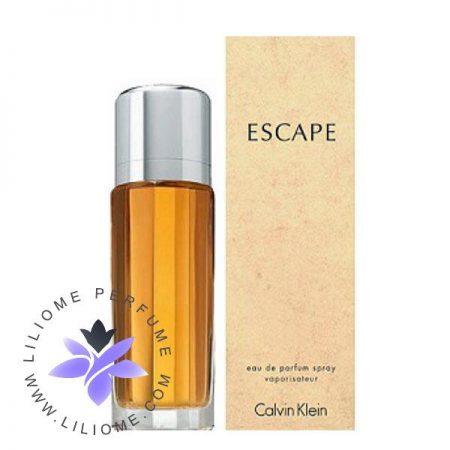 عطر ادکلن کالوین کلین سی کی اسکیپ زنانه   Calvin Klein CK Escape for women
