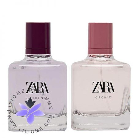 عطر ادکلن زارا گاردنیا و ارکید-دوقلو   Zara gardenia and orchid