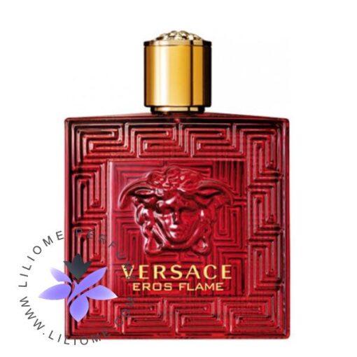 عطر ادکلن ورساچه اروس فلیم (اروس قرمز)   Versace Eros Flame 200ml