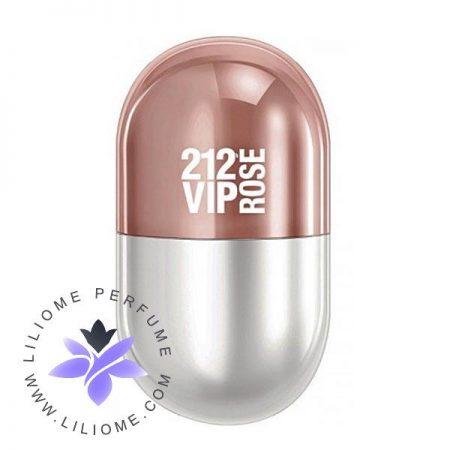 عطر ادکلن کارولینا هررا 212 وی آی پی رز پیلز | Carolina Herrera 212 VIP Rose Pills