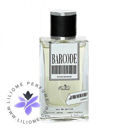 عطر ادکلن بارکد ارکید | قهوه ای سفید | Barcode Orchid