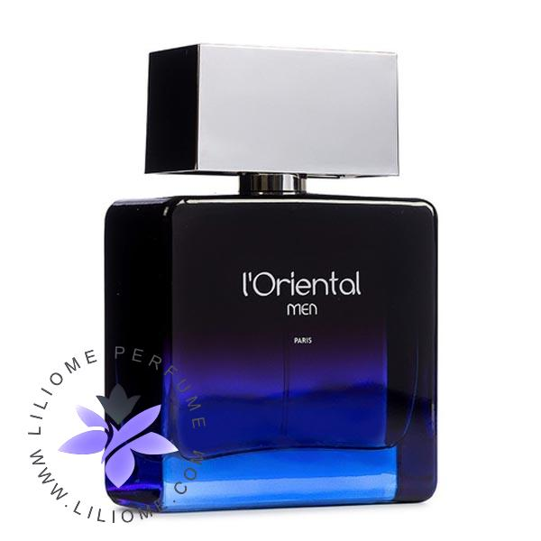 عطر ادکلن اورینتال آبی- مردانه | Geparlys L'oriental men