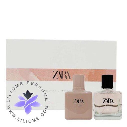 عطر ادکلن زارا توبرز و واندر رز-دوقلو   Zara tuberose and wonder rose