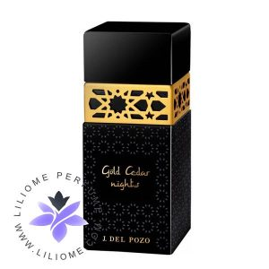 عطر ادکلن جسوس دل پوزو گلد سدار نایتس | Jesus Del Pozo Gold Cedar Nights