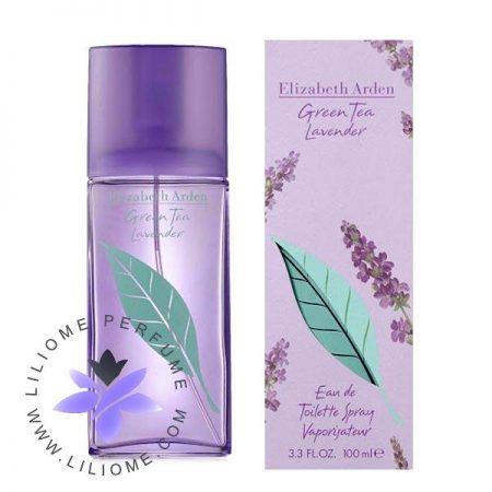 عطر ادکلن الیزابت آردن گرین تی لاوندر | Elizabeth Arden Green Tea Lavender