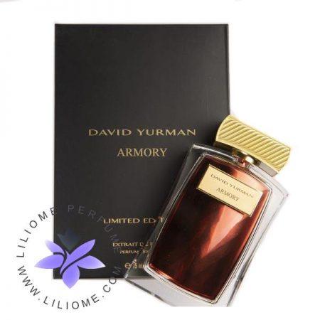 عطر ادکلن دیوید یورمن ارموری | David Yurman Armory