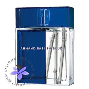 تستر اورجینال ادکلن آرماند باسی این بلو   Armand Basi In Blue