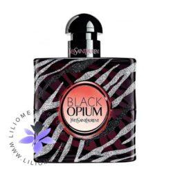 عطر ادکلن ایو سن لورن بلک اوپیوم زبرا کالکتور | YSL Black Opium Zebra Collector