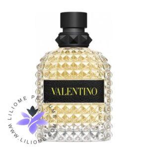 عطر ادکلن ولنتینو اومو بورن این روما یلو دریم   Valentino Uomo Born In Roma Yellow Dream