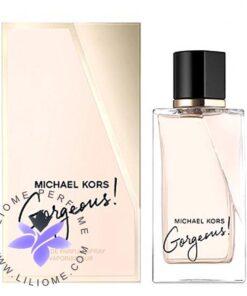عطر ادکلن مایکل کورس گورجس   Michael Kors Gorgeous