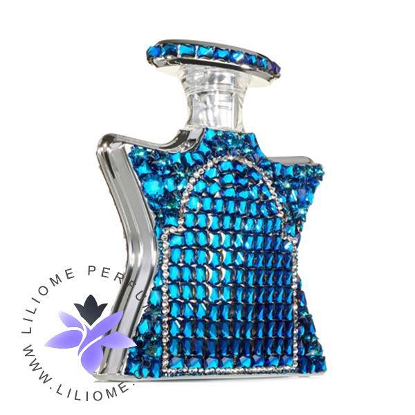 عطر ادکلن الکساندر جی وسترن لدر گلداسکین   Bond No.9 Dubai Blue Diamond